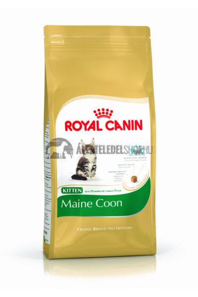 Royal Canin - Cat Maine Coon Kitten macskatáp 4kg