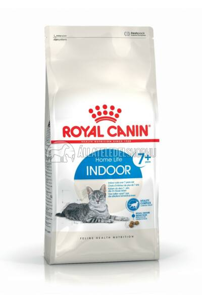 Royal Canin - Cat Indoor 7 év felett. macskatáp 400g