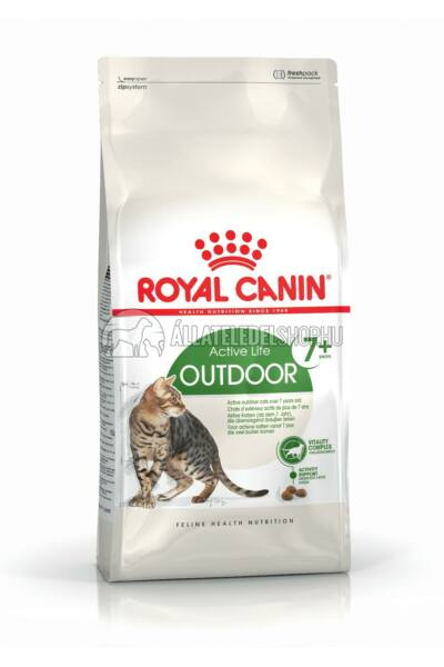 Royal Canin - Cat Outdoor 7 év felett. macskatáp 2kg