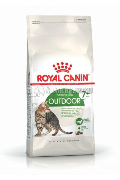 Royal Canin - Cat Outdoor 7 év felett. macskatáp 10kg