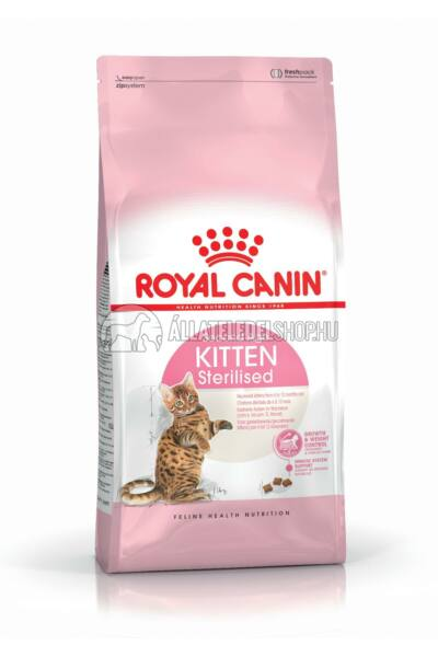 Royal Canin - Cat Kitten Sterilised macskatáp 2kg