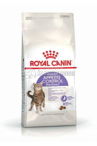 Royal Canin - Cat Sterilised Appetite control macskatáp 4kg