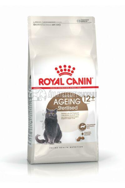 Royal Canin - Cat Sterilised 12 év felett macskatáp 4kg