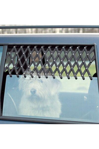 Trixie - Szellőzőrács Autóba Fekete 30-110cm