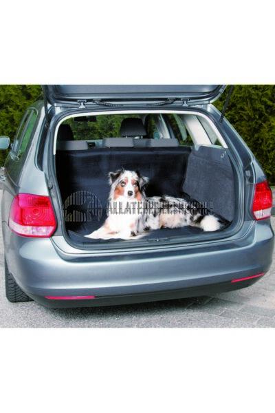 Trixie - Autó Csomagtartóba Védőhuzat Fekete 1,20x1,50m