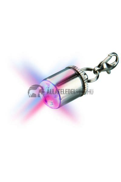 Trixie - SaferLife Flasher Világítós Biléta Piros 1cm