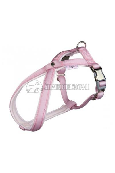 Trixie - Dog Princess Softline Y-Hám Pink XS-S 30-46cm / 15mm