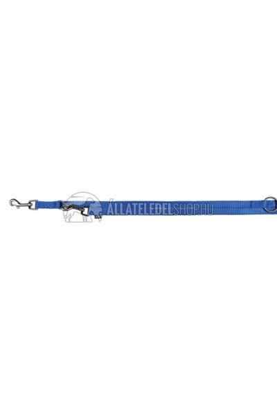 Trixie - Prémium Kiképző Póráz M-L 2m/20mm Kék