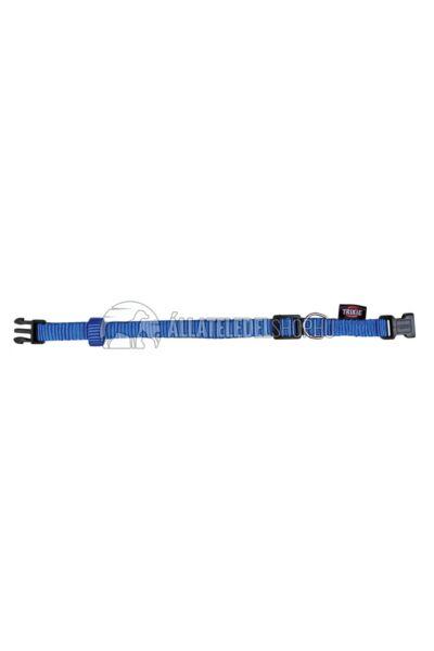 Trixie - Prémium Nyakörv S–M 30–45cm/15mm Kék