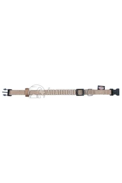 Trixie - Prémium Nyakörv M–L 35–55cm/20mm Bézs