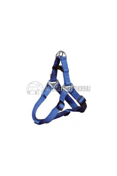 Trixie - Prémium Step Hám M 50-65cm/20mm Kék