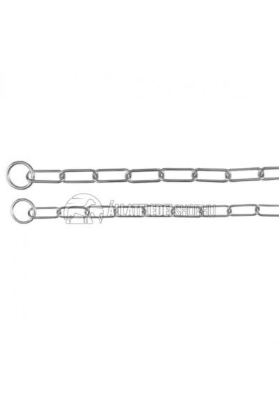 Trixie - Fojtó Lánc Nyakörv Hosszúszemű 66cm/4mm