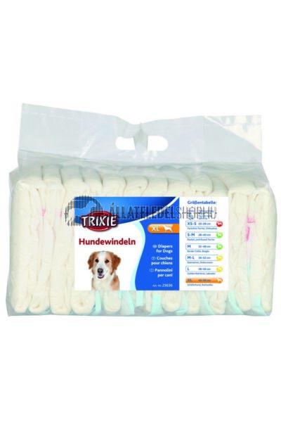 Trixie - Inkontinencia pelenka vizelettartási problémákra XL 12db/Csomag