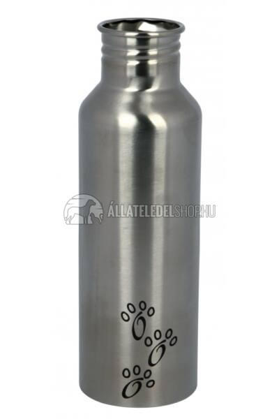 Trixie - Itató palack rozsdamentes acél 750ml