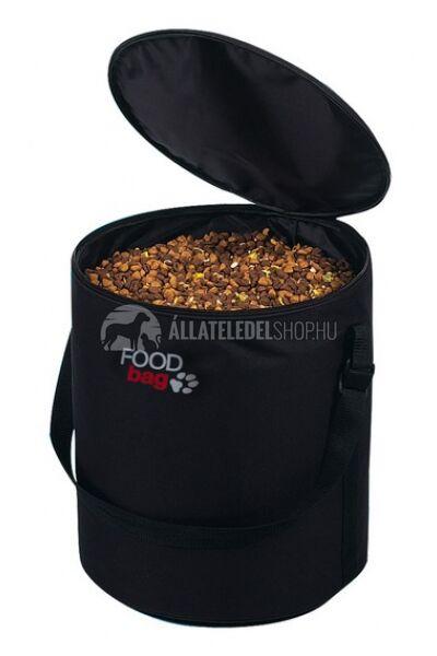 Trixie - Eledeltartózsák 25kg Fekete