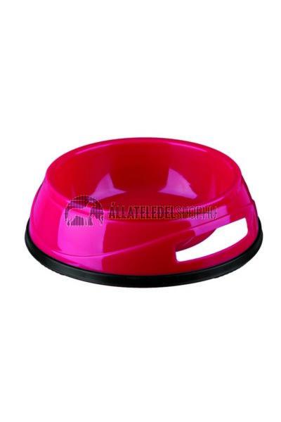 Trixie - Tál Műanyag Gumi Széllel 0,5l 14cm