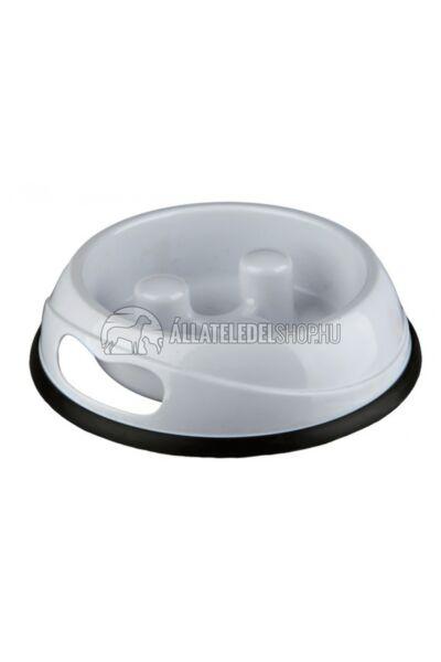 Trixie - Tál Műanyag Evés Lassító 1,5l/27cm
