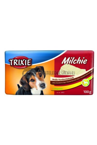 Trixie - Milchie Dog Csokoládé Tejes Kutyának 100g