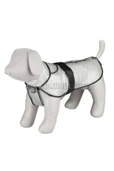 Trixie kutya esőkabát - Tarbes átlátszó esőkabát XS 30cm/ 38-52cm