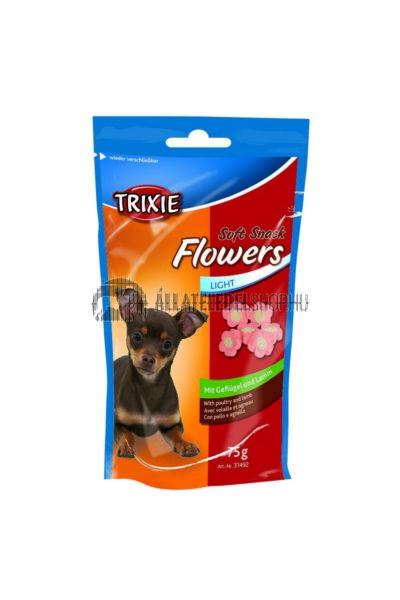 Trixie - Soft Snack Flowers Bárány - Csirke 75g