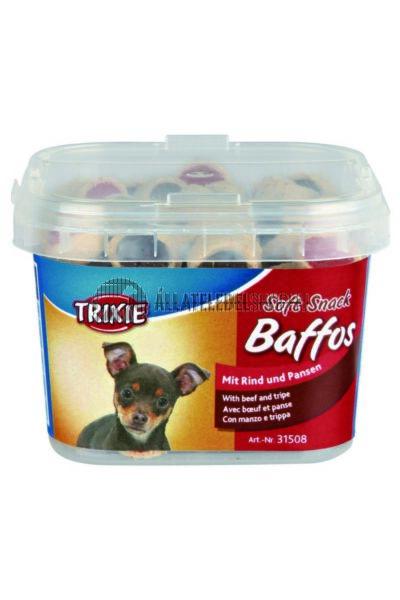 Trixie - Soft Snack Baffos Marha-Pacal Vödrös 140g