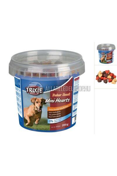Trixie - Trainer Snack Mini Szívek Csirke-Bárány-Lazac 200g
