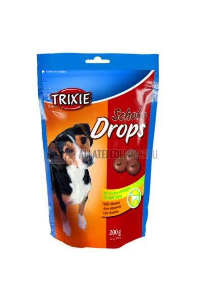 Trixie - Jutalomfalat Csokoládé Drops 200g