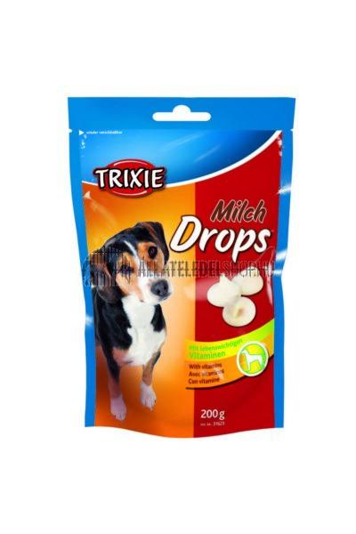 Trixie - Jutalomfalat Tej Drops 200g