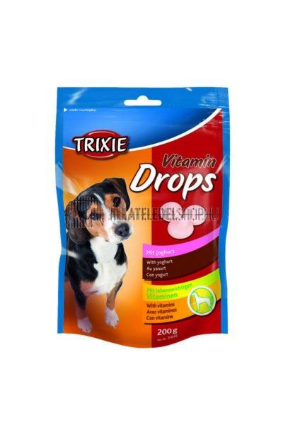 Trixie - Jutalomfalat Joghurtos Drops 200g