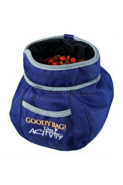 Trixie - Dog Activity Goddy Bag Jutalomfalat Tartó Zsák 11x16cm
