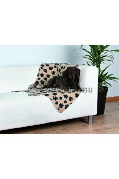 Trixie kutyafekhely - Pléd Beany 100x70cm Bézs