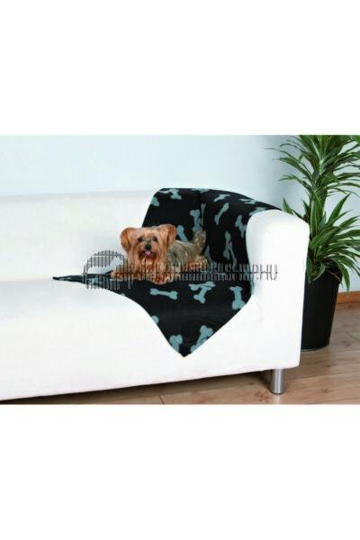 Trixie kutyafekhely - Pléd Beany 100x70cm Fekete