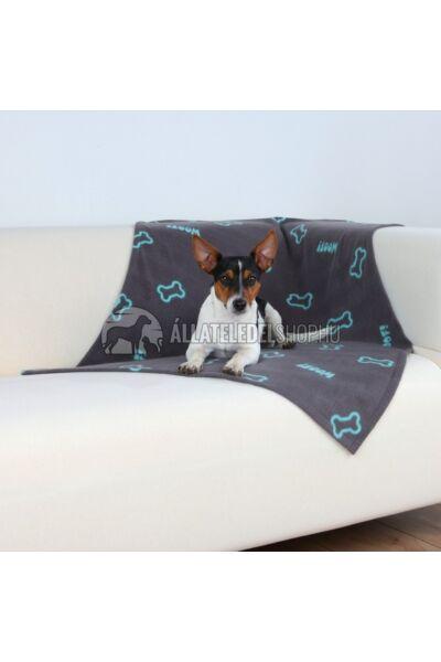 Trixie kutyafekhely - Pléd Beany 100x70cm Szürke