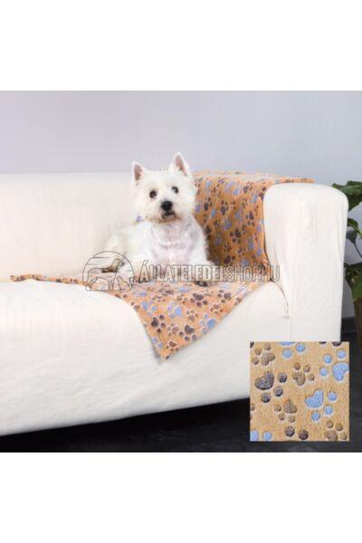 Trixie macska-, kutyafekhely - Pléd Laslo 100x70cm Bézs