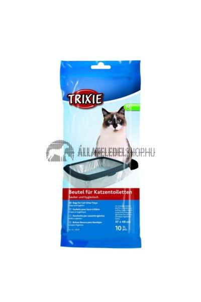 Trixie - Macska Wc zsák  M 37x48cm 10db