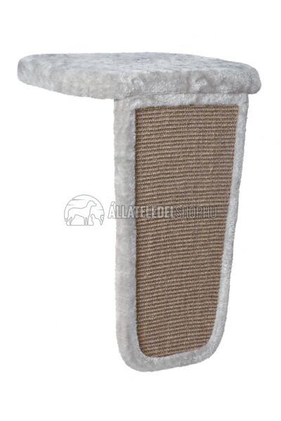 Trixie - Radiátor Fekhely Plüss 45x62x32cm szürke
