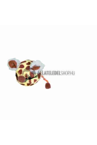 Trixie macska játék - Állatfejek /Labdák/5cm