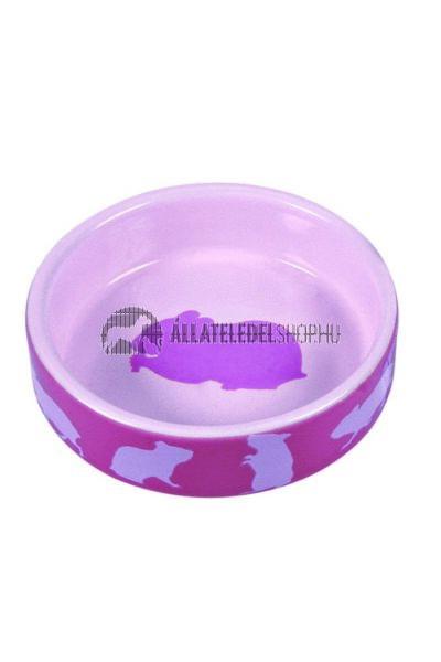 Trixie - Kerámia Tál Hörcsög Mintával 8cm/80ml