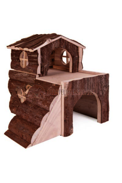 Trixie - Bjork Ház Fából Rágcsálóknak 31×28×29cm