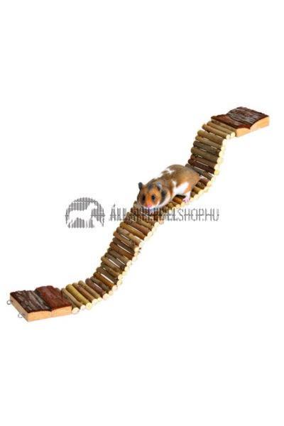 Trixie - Létra Fából Rágcsálóknak Felfüggeszthető 7×55cm
