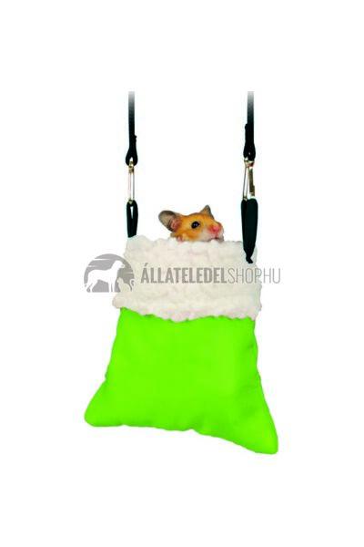 Trixie - Cuddly Bag - Szörmés alvótáska Nylon 11/14×12 cm
