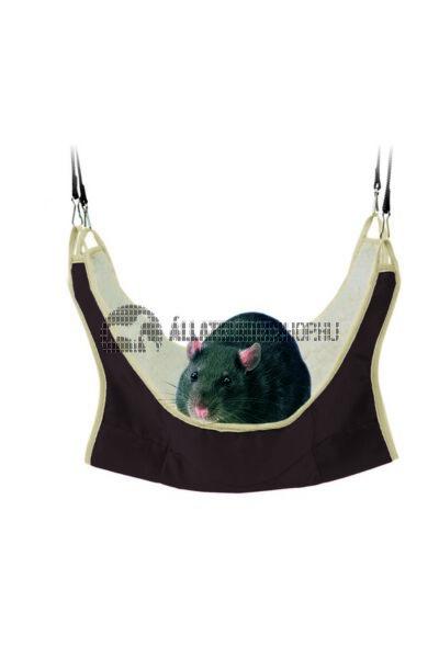 Trixie - Hammock Függőágy Nylon Patkánynak 30×30cm