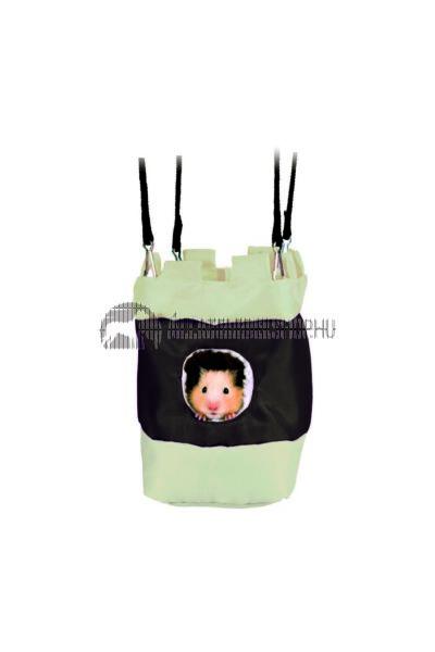 Trixie - Cuddly Castle - Nylon Vár Hörcsögnek Vegyes Színekben 10×19×10cm