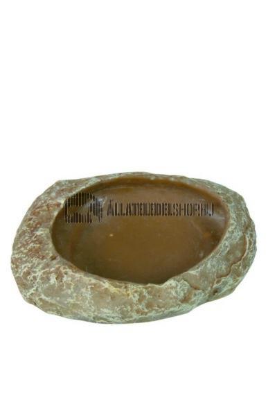 Trixie - Reptiland - Keremia tál terráriumba 6×1,5×4,5cm Pusztai szikla