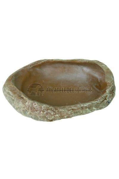 Trixie - Reptiland - Keremia tál terráriumba 15×3,5×12cm Pusztai szikla