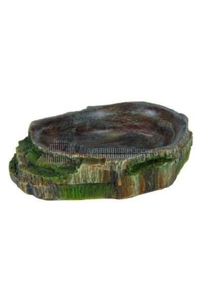 Trixie - Reptiland - Keremia tál terráriumba 10x2,5x7,5cm Esőerdő