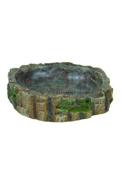 Trixie - Reptiland - Keremia tál terráriumba 13x3,5x11cm Esőerdő