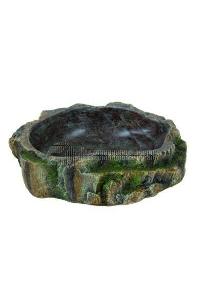 Trixie - Reptiland - Keremia tál terráriumba 16×3,5×13cm Esőerdő