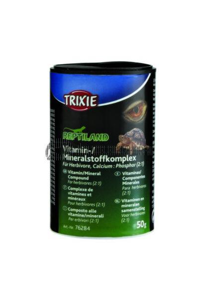 Trixie - Reptiland - Teknős Vitamin 50g