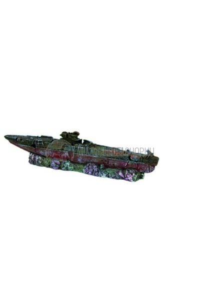 Trixie - Akvárium Dekor 'tengeralattjáró' elem halaknak 19cm